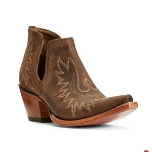 Ariat Dixon booties